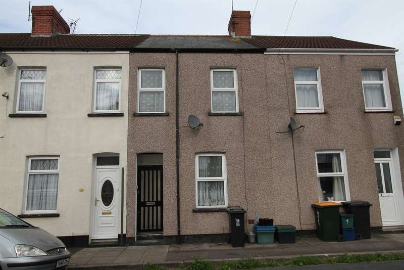 2 Bedrooms Terraced House for sale in Ifton Street, Newport
