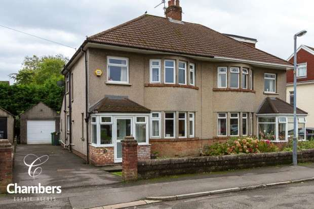 3 Bedrooms Semi Detached House for sale in Coryton Crescent, Whitchurch, Cardiff, CF14