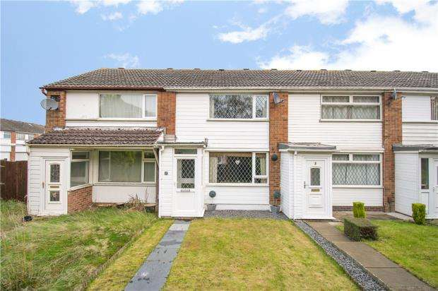 2 Bedrooms Terraced House for sale in Melfort Close, Binley, Coventry, West Midlands