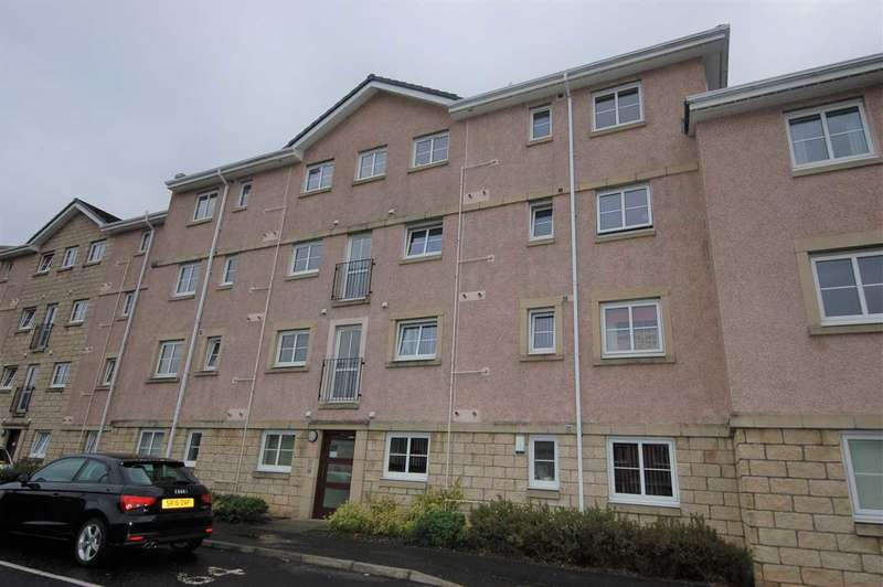 2 Bedrooms Apartment Flat for sale in Inverewe Place, Dunfermline