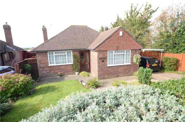 2 Bedrooms Detached Bungalow for sale in Birdhill Avenue, Reading, Berkshire