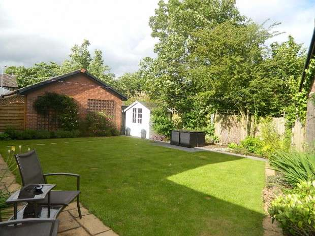 4 Bedrooms Detached House for sale in Waterside Park, Liverpool, L36