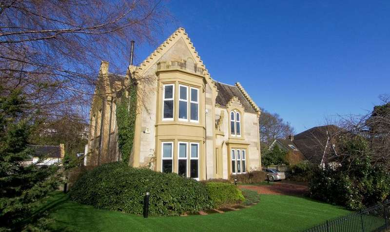 4 Bedrooms Detached House for sale in 10 Auchingramont Road, Hamilton, South Lanarkshire, ML3 6JX