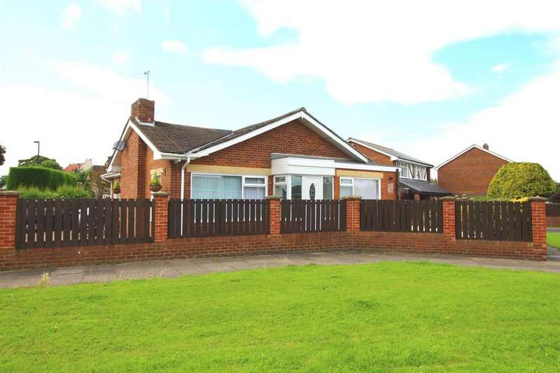 3 Bedrooms Detached Bungalow for sale in Front Street, Preston Village, North Shields
