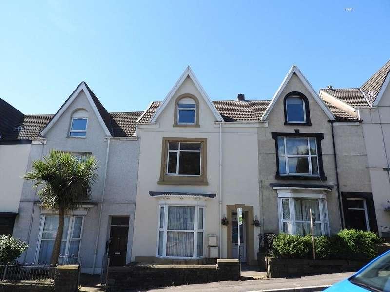 3 Bedrooms Maisonette Flat for sale in Glanmor Road, Uplands, Swansea, SA2