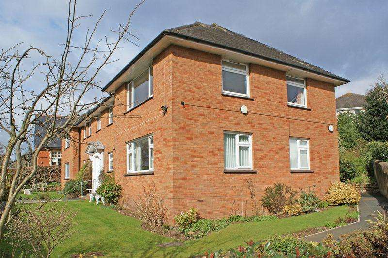 2 Bedrooms Flat for sale in Station Road, Budleigh Salterton