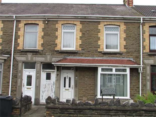 3 Bedrooms Terraced House for sale in Wern Road, Neath, West Glamorgan