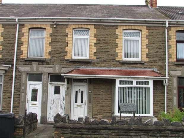 3 Bedrooms Terraced House for sale in Wern Road, Skewen, Neath, West Glamorgan