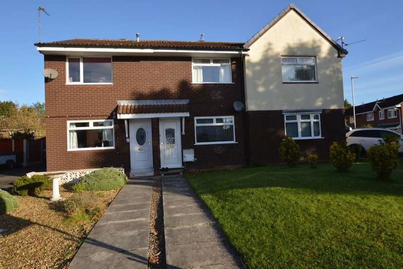2 Bedrooms Terraced House for rent in Eardswick Road, Middlewich, CW10