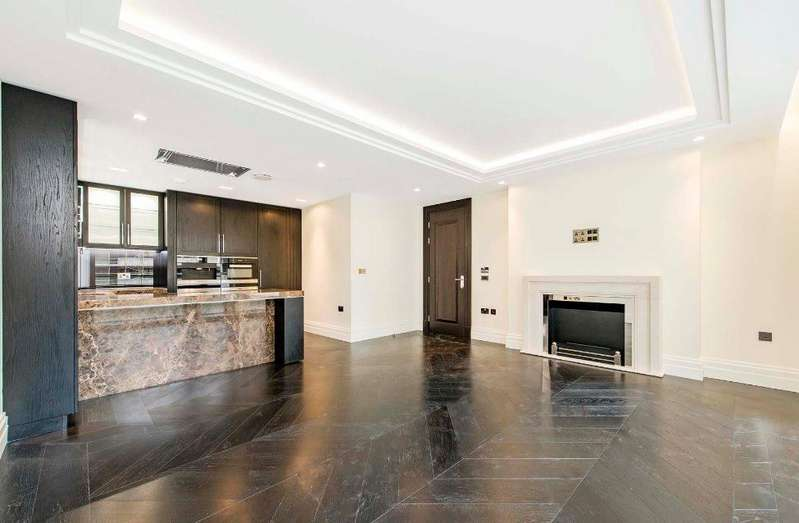 2 Bedrooms Flat for sale in Gladstone House , 190 The Strand,