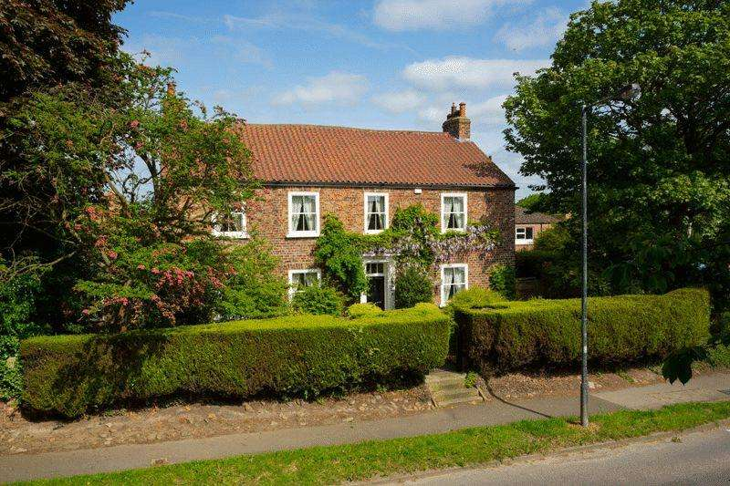 5 Bedrooms Detached House for sale in The Dower House, 143 Main Street, Fulford, York YO10 4PP