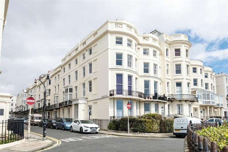 2 Bedrooms Apartment Flat for sale in Marine Parade, Brighton, BN2