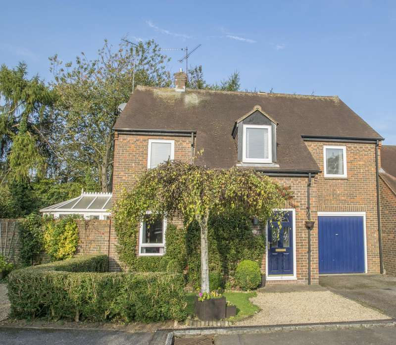 4 Bedrooms Link Detached House for sale in Folly Green, Woodcote, Reading, RG8