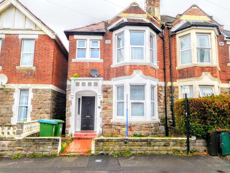 5 Bedrooms House for rent in Kenilworth Road, Polygon, Southampton, SO15