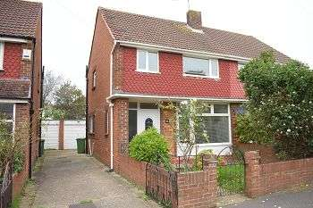 3 Bedrooms House for sale in Southbourne Avenue, Drayton, Portsmouth, PO6 2HL