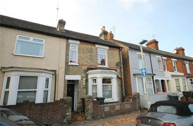 2 Bedrooms End Of Terrace House for sale in Bower Street, Bedford
