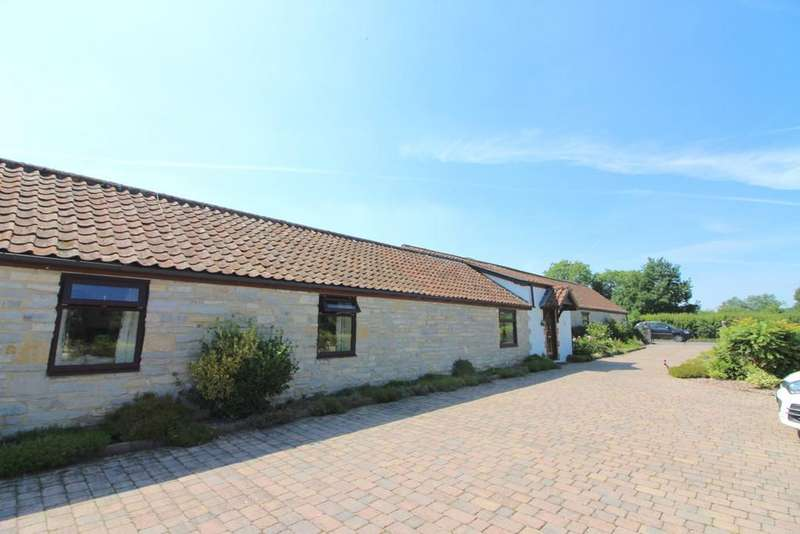 4 Bedrooms Detached Bungalow for sale in Butleigh Wootton, Glastonbury