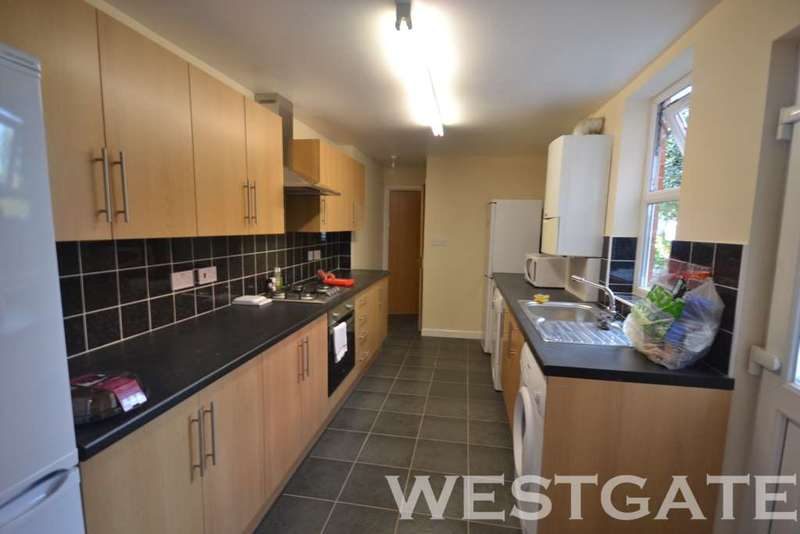 6 Bedrooms Terraced House for rent in Donnington Road, Reading