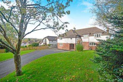 5 Bedrooms Detached House for sale in Bodmin, Cornwall, .