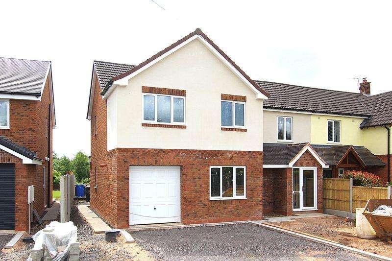 4 Bedrooms Semi Detached House for sale in OAKEN, Shop Lane