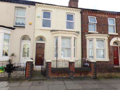 3 Bedrooms Terraced House for sale in Gladstone Road, Walton, Liverpool, Merseyside, L9