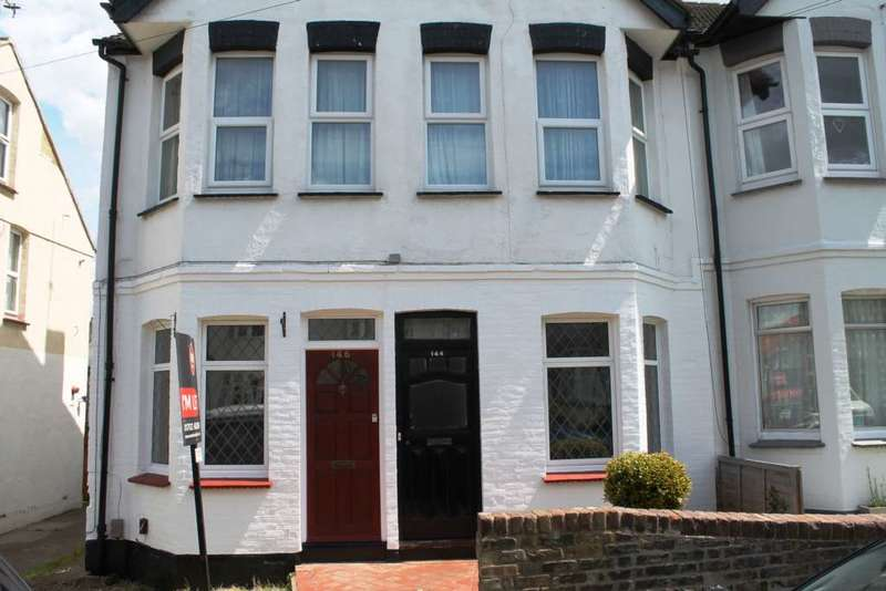 2 Bedrooms Flat for sale in Fairmead Avenue, Westcliff on Sea, Essex