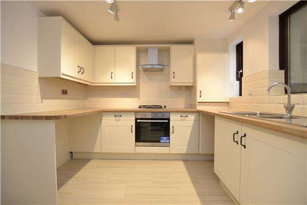 4 Bedrooms Terraced House for sale in Idbury Close, WITNEY, Oxfordshire, OX28 5FE