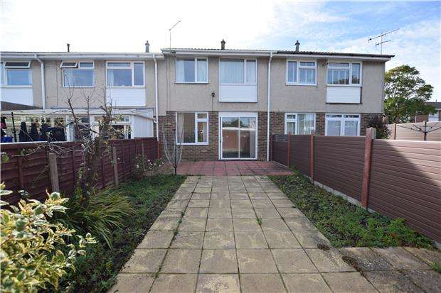 3 Bedrooms Terraced House for sale in Leaholme Gardens, BRISTOL, BS14 0LJ