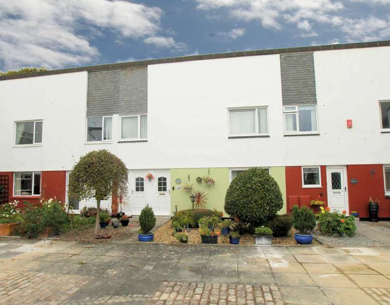 2 Bedrooms Terraced House for sale in Manadon Close, Manadon, Plymouth, PL5 3DQ