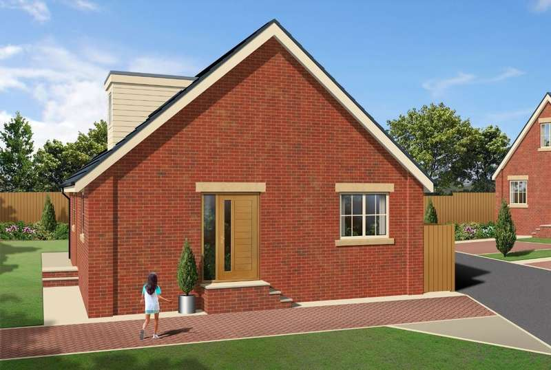 3 Bedrooms Detached Bungalow for sale in Plot 1, Lynton Place, Darton, Barnsley