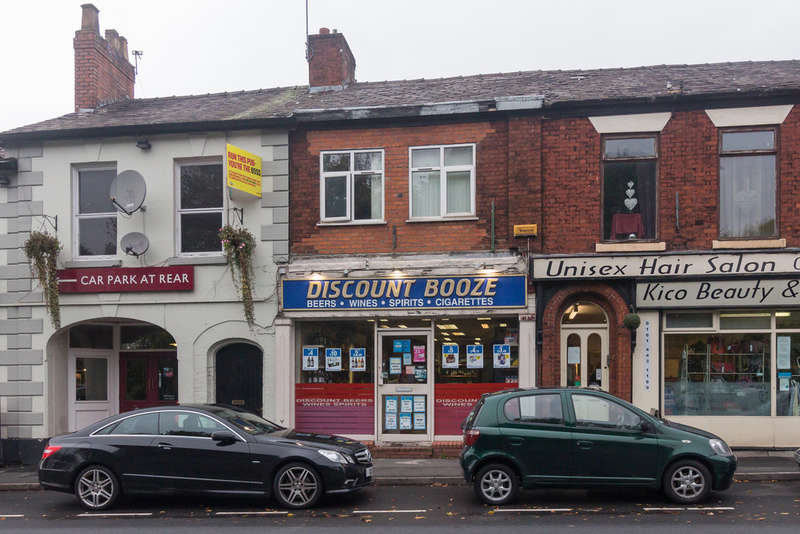 Commercial Property for rent in Didsbury Road, Heaton Mersey