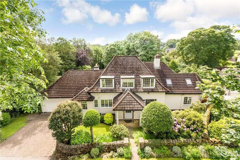 5 Bedrooms Detached House for sale in Tang Road, High Birstwith, Harrogate, North Yorkshire, HG3