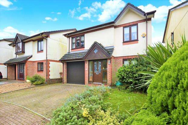 4 Bedrooms Detached House for sale in Priory Mill, Plympton, Plymouth, Devon