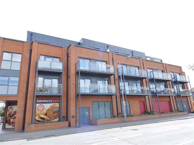 2 Bedrooms Flat for sale in Red Lion Road, Surbiton