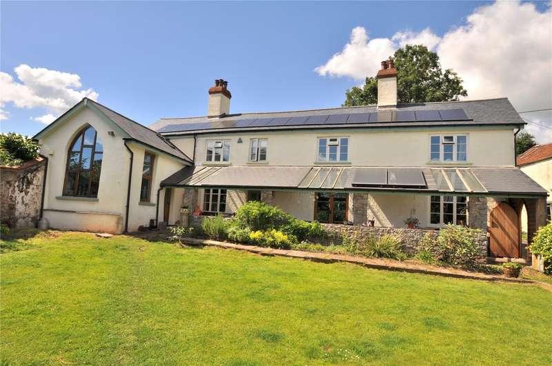 4 Bedrooms House for sale in Turnpike, Sampford Peverell, Tiverton, Devon, EX16