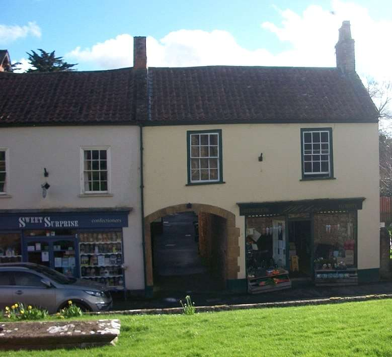 Shop Commercial for sale in Silver Street, Ilminster, Somerset, TA19