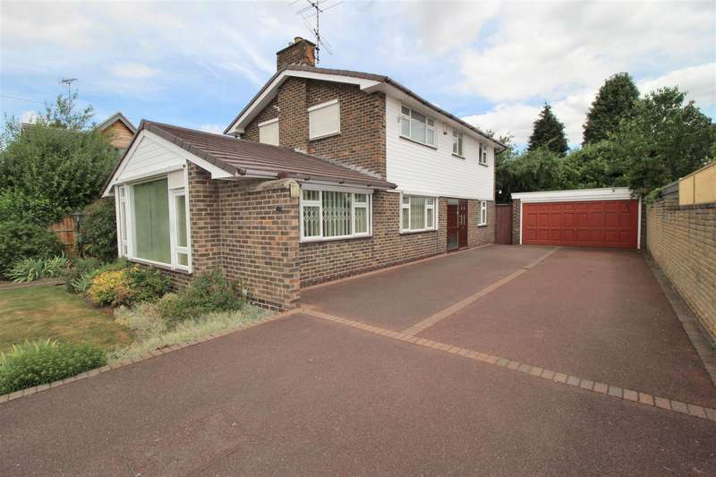 5 Bedrooms Detached House for sale in The Strand, Attenborough, Nottingham