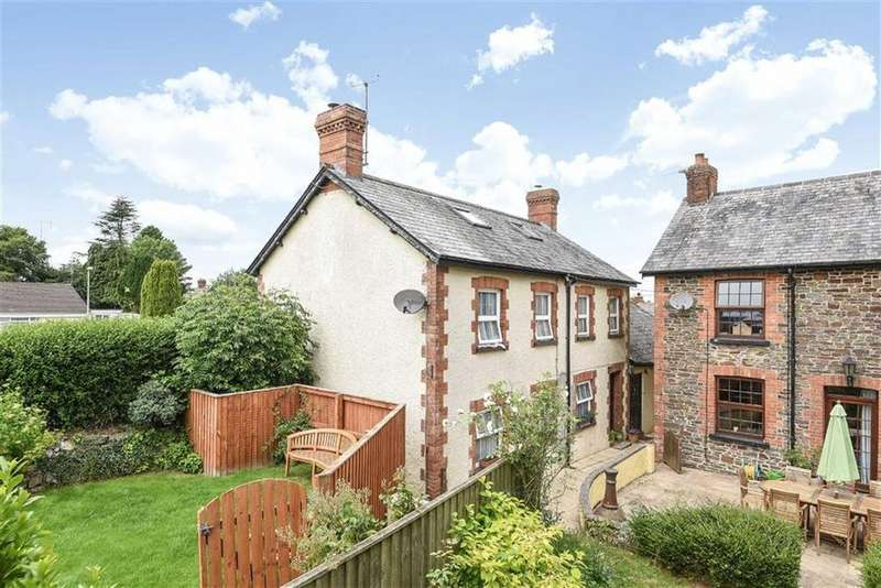 3 Bedrooms Detached House for sale in North Street, Witheridge, Tiverton, Devon, EX16