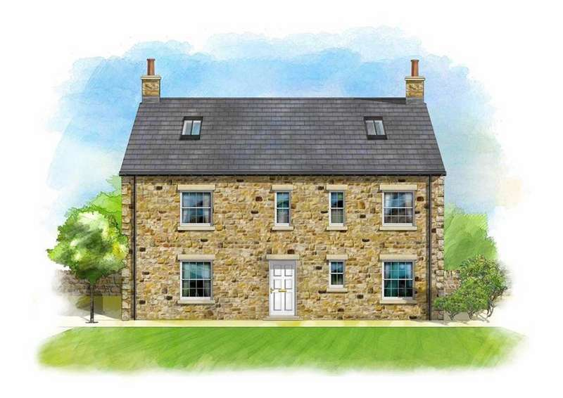 5 Bedrooms Detached House for sale in Monument Fields, Richmond, North Yorkshire