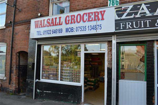 Commercial Property for sale in Milton Street, Palfrey, Walsall