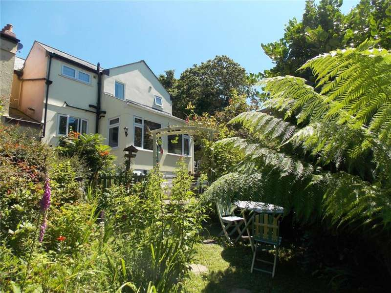 2 Bedrooms Semi Detached House for sale in Grove Hill, Mawnan Smith, Cornwall