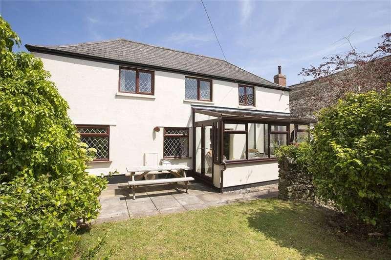 3 Bedrooms Detached House for sale in Malborough, Kingsbridge, Devon, TQ7