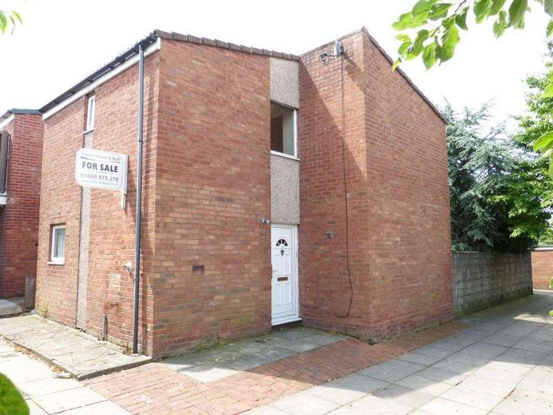 3 Bedrooms House for sale in Windrows, Old Skelmersdale, WN8