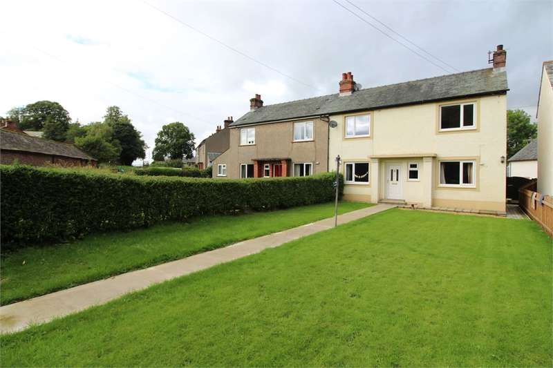 5 Bedrooms Semi Detached House for sale in CA10 1HD Church Road, Melmerby, PENRITH, Cumbria