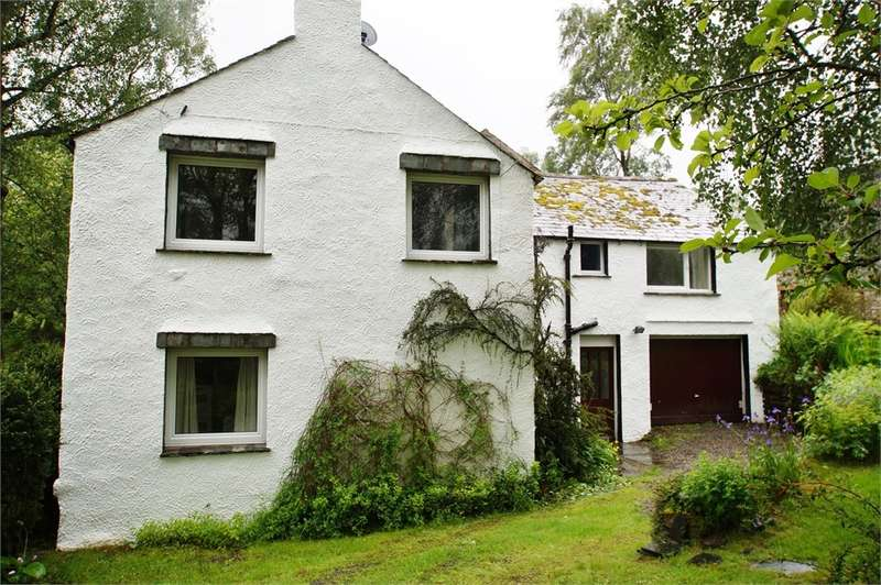 3 Bedrooms Detached House for sale in CA12 4SZ Guardhouse Cottage, Guardhouse, Threlkeld, Keswick, Cumbria