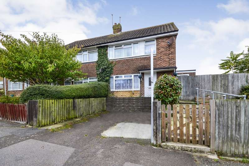 3 Bedrooms House for sale in Allen Way, Bexhill On Sea, TN40