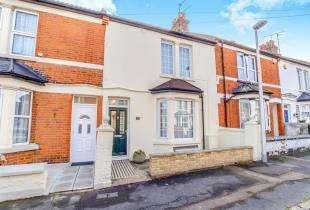3 Bedrooms Terraced House for sale in Crosley Road, Gillingham, Kent, .