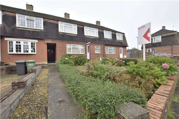 3 Bedrooms Terraced House for sale in Coronation Road, Cadbury Heath, BS30 8EX