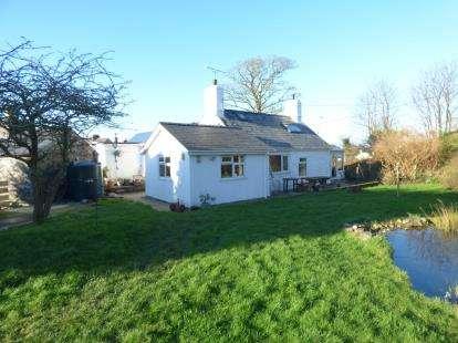Detached House for sale in Lon Uchaf, Morfa Nefyn, Pwllheli, Gwynedd, LL53