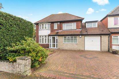 3 Bedrooms Detached House for sale in Peak House Road, Great Barr, Birmingham, West Midlands